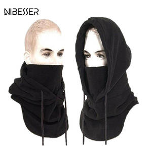 NIBESSER Women Men Warm Scarves Collar Hat Headband