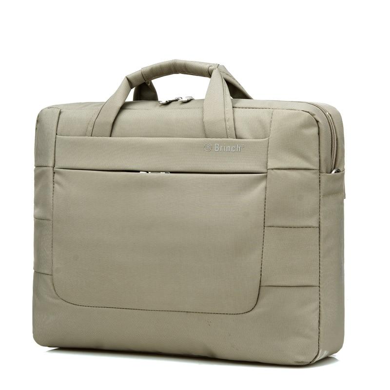 Τσάντα υπολογιστή BRINCH 17 ιντσών 17,3 ίντσες νάυλον μεγάλης χωρητικότητας αντικειμενική αντοχή ανδρών και γυναικών φορητό υπολογιστή τσάντα BW-190
