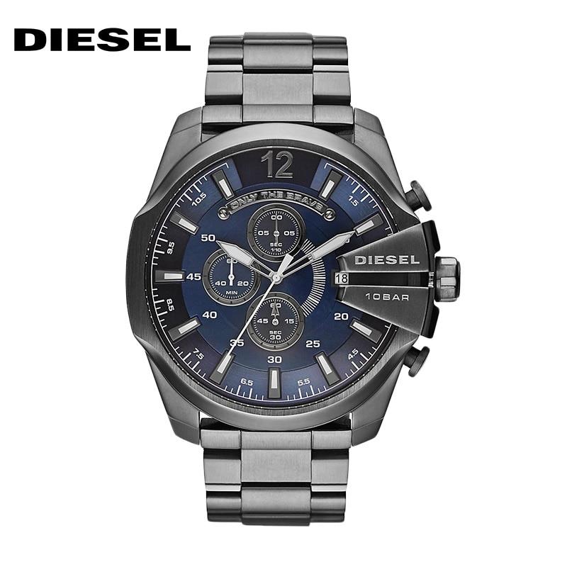 Diesel CHIEF officer series Three-time chronograph DZ4329 diesel mega chief dz4329