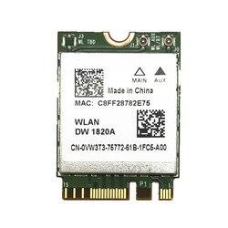 Cho Broadcom BCM94350ZAE DW1820A 802.11AC 867 Mbps NGFF Bluetooth 4.1 Không Dây Thẻ Nhỏ hơn DW1560
