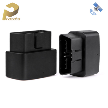 TKSTAR GPS Tracker Car OBD Plug Mini GSM GPS Locator Tracking Device Easy Installation Localizador Realtime Tracking Free APP image