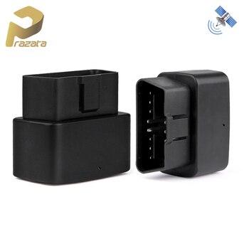 TKSTAR-rastreador GPS para coche, dispositivo Localizador GPS Mini GSM, con enchufe OBD,...