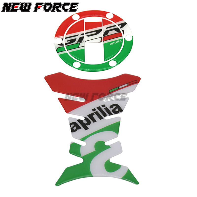 3D Sticker Motorcycle Tank Pad Protector Case Final Edition Decals Sticker For Aprilia Rs 125 1000 R 2000 250 50 Rx50 650 750