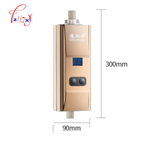 Home Use Instant Tankless Electric Water Heater Faucet Shower Bath Heater Bottom Water Flow Inlet Water