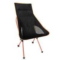 קל משקל חיצוני אלומיניום כיכר נייד מתקפל דיג כיסא כלי קמפינג שרפרף פיקניק מנגל חוף כיסא כחול צבע