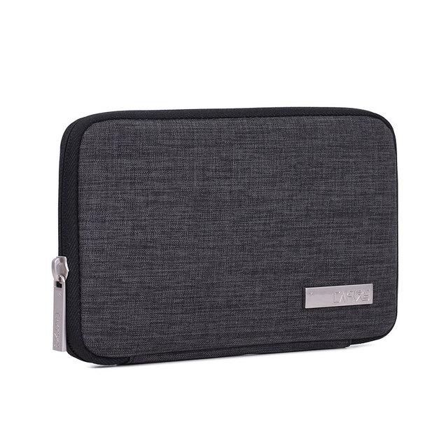 Travel Storage Bag Kit Data Cable U Disk Power Bank Electronic Accessories Digital Gadget Devices Divider Organizer Containers 3