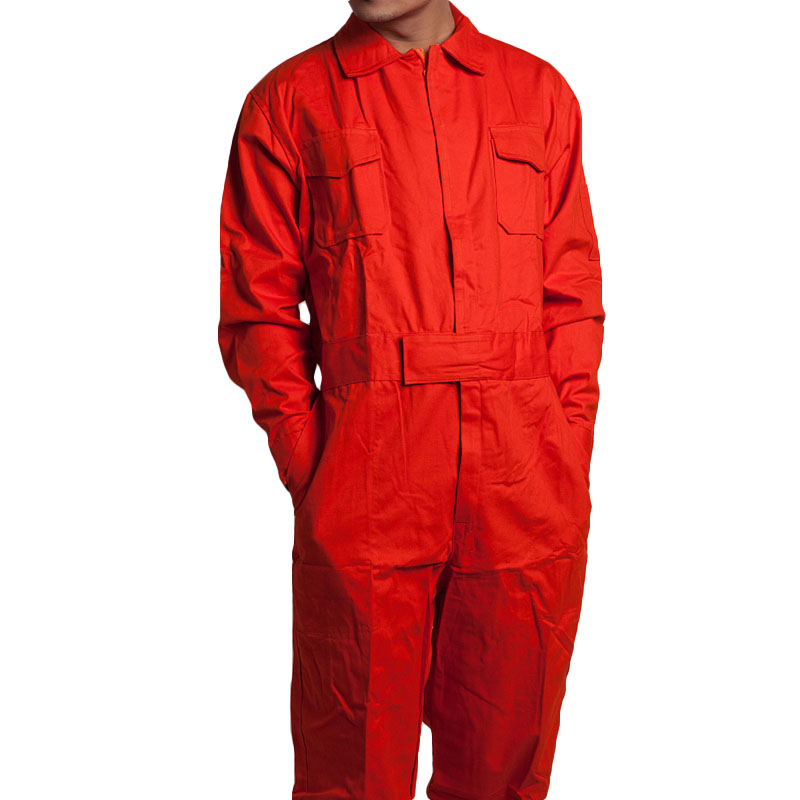 Men Work Overalls Long Sleeve Working Coveralls Comfortable Cotton Labor Uniforms Workwear Repairman Auto Repair Plus Size M-4XL