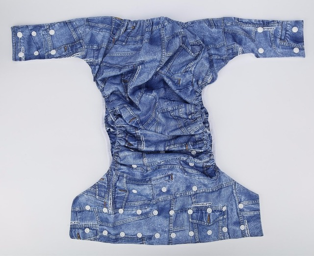 Teen adult cloth diaper nappy pock