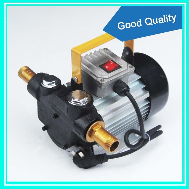 ZYB-70 220V Electric Diesel Oil Transfer Pump 550W Oil Pump 60L/min