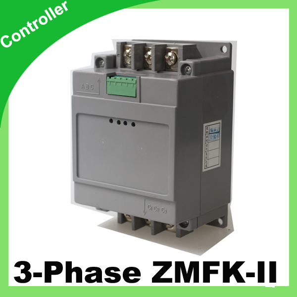 ZMFK-II Three phase composite switch with thyristor power controller 250v 60kvar Y type connection beroun hs650 10kw three phase 380v single phase 220v power remote control thermostat temperature control switch