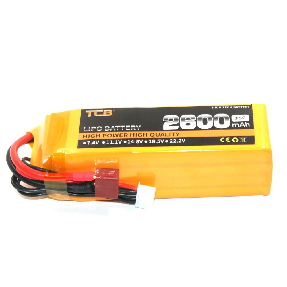 lipo Last batteria 22.2v