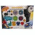 Розничная 1 Шт. Дети Spining Топы Новый Металл Борьбы Beyblade Fusion Топ Быстрота Борьба Мастер Редкие Beyblade 4D Пусковая Ручка набор