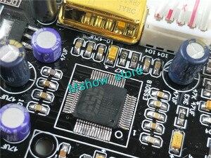 Image 2 - لوحة فك الترميز الجديدة hifi TOP ES9038 ES9038PRO DAC لوحة مجمعة + TCXO 0.1PPM + جهاز تحكم عن بعد + خيار USB XMOS XU208 أو Amanero
