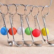 Металлические клюшки для гольфа высокого качества милые подарки товары Спортивное состязание Keepsake мяч игры Q1034SHE