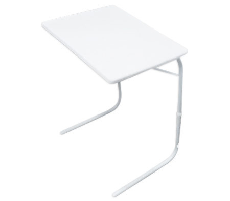 Superb Portable, Multi Purpose, Foldable TV Dinner Table With 6 Height Adjustment  U0026 3 Different