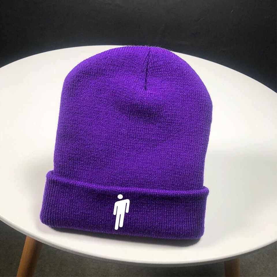 bfd32ef3 ... Frdun tommy beanie with the billie eilish human stickman design 2019  hot sale casual beanie Spring ...