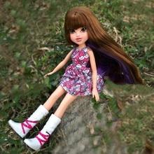 25CM original MGA rapunzel doll new fashion Doll Twilight sparkle+Rainbow  dash+Rarity+Fluttershy baby doll for girl 676717a8bdaa