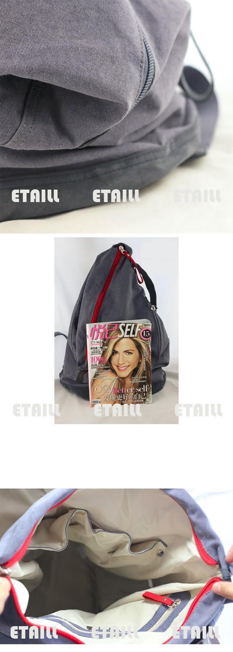 rucksack backpack canvas