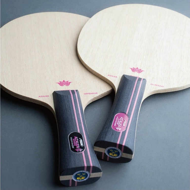 Original Stiga AZALEA SERIES AC Table Tennis Racket Blade Ping Pong Blade All Round Racquet Sports Raquete De Ping Pong