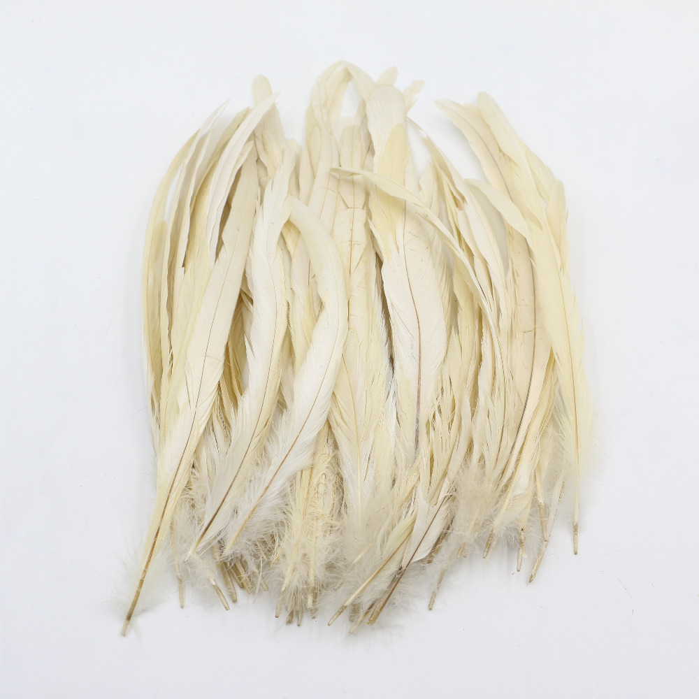 Popular Cream Feathers Buy Cheap Cream Feathers Lots From
