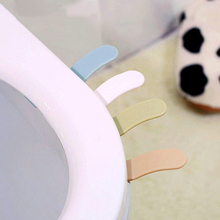 New Cute Cartoon Toilet Cover Lifting Device Lid Portable Handle House Accessories Bath Bathroom Products Hot Sale