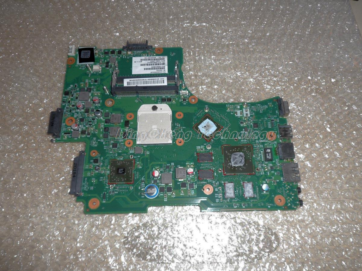 HOLYTIME laptop Motherboard For Toshiba L650D L655D V000218040 6050A2333101 1310A2333107 non-integrated graphics cardHOLYTIME laptop Motherboard For Toshiba L650D L655D V000218040 6050A2333101 1310A2333107 non-integrated graphics card