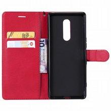 Simple Case For Coque Sony Z3 Z5 Mini E5 E6 L1 L2 XA1 Ultra XA2 XA3 XZ XR XZS XZ1 Compact XZ2 Premium XZ3 XZ4 Wallet Frame DP06Z case for sony xperia l1 x xa ultra case wallet leather cover for sony xperia xz xr xz1 xz premium compact business style case