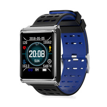 Buy N98 Smart Watch Men Sports Fitness Tracker Waterproof Heart Rate Monitor Pedometer Clock Smartwatch with Steel or Silicone Strap directly from merchant!