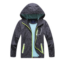 купить Waterproof Index 5000mm Windproof Baby Boys Girls Jackets Children Outerwear Casual Warm Child Coat For 3-12 Years Old дешево