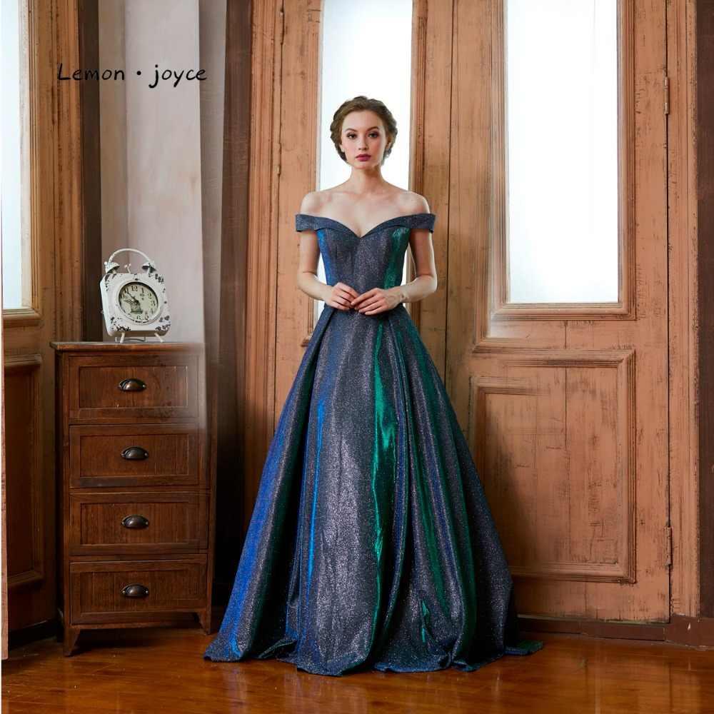 79627509c0f37 Detail Feedback Questions about Lemon joyce Green Prom Dresses 2019 ...
