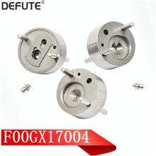 F00GX17004 injetor de combustível common rail piezo válvula, válvula de controle do injetor piezo F00GX17004 1 peça
