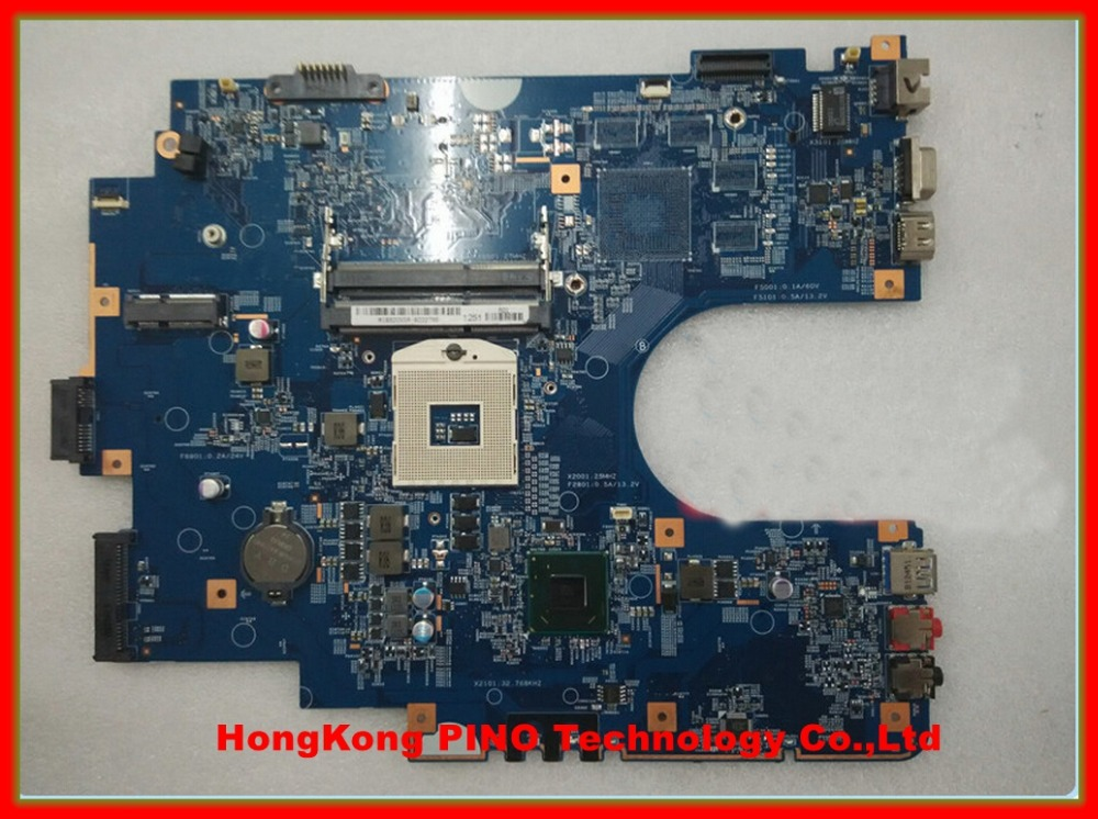 MBX-267 motherboard For SONY VAIO SEV17 series SVE171B11M laptop motherboard 48.4MR10.011 A1884318A 100% Tested working