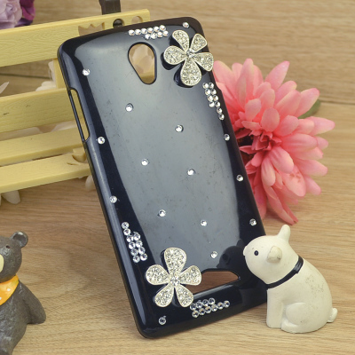 sports shoes 576da 154d2 US $9.98 |New 2015 fashion 3D flower rhinestone crystal diamond protective  back cover case for OPPO R2001 R2017 on Aliexpress.com | Alibaba Group