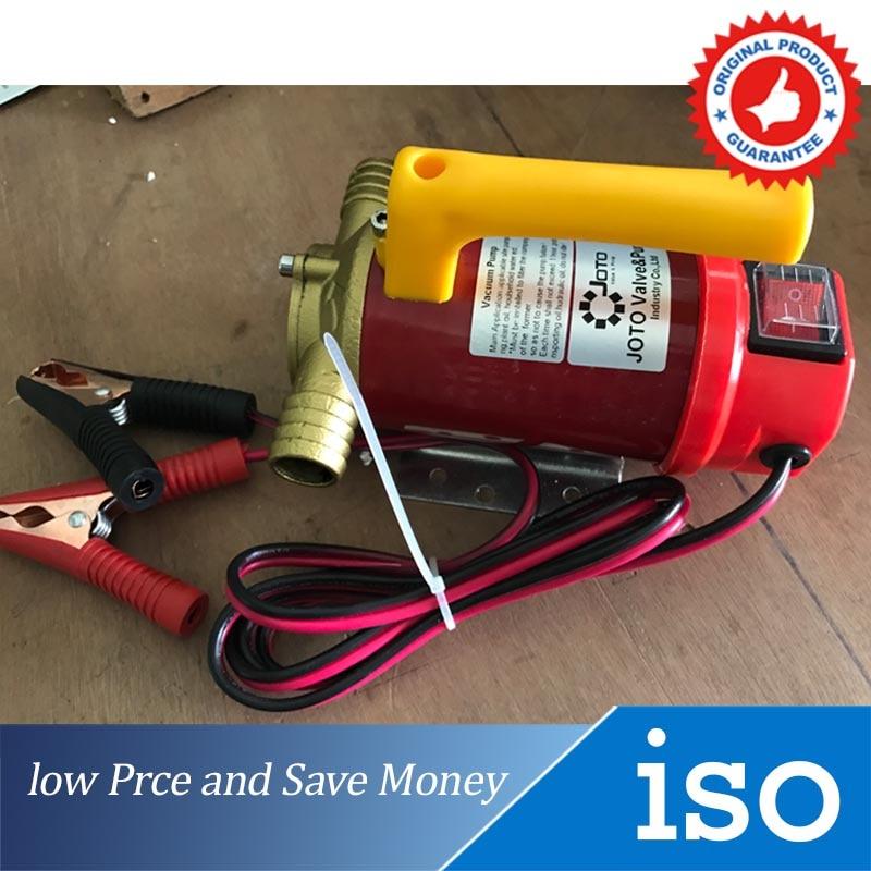 Fuel 24V Oil Pump Kerosene Transfer Pump