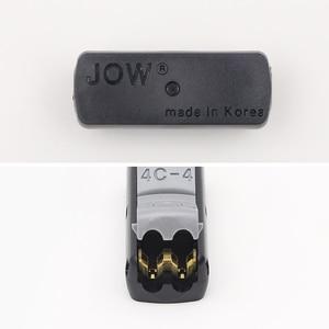 Image 2 - JOWX 4C 4 10 قطعة 14 13AWG 2.5sqmm 4 أسلاك ربط غير جردت تمديد سلك كابل موصلات سريعة لصق محطات كتلة