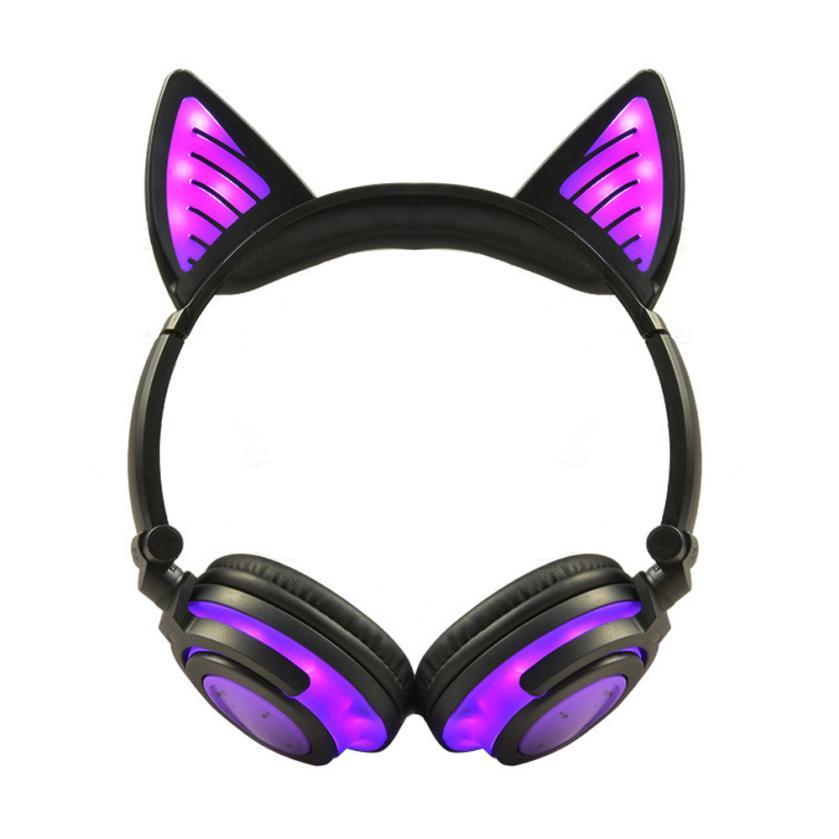 Sans fil Casque avec Micro Bluetooth manos libres Écouteurs Sur L'oreille Pour Les Enfants Sport Casque Audifonos Auriculaire 18Aug10