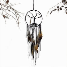Home hang adorn the tree of life that chases a dream person catcher is indoor article crystal amulet handiwork hangs