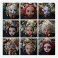 2016 Новая мода в исходном кукольные головы ever after высокие куклы, кукольные головы Монстр вкл высокой Куклы, девушки подарки DIY головки