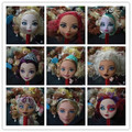 2016 New fashion original doll heads for ever after high dolls,doll heads for Monster inc high Dolls,girls gifts DIY heads