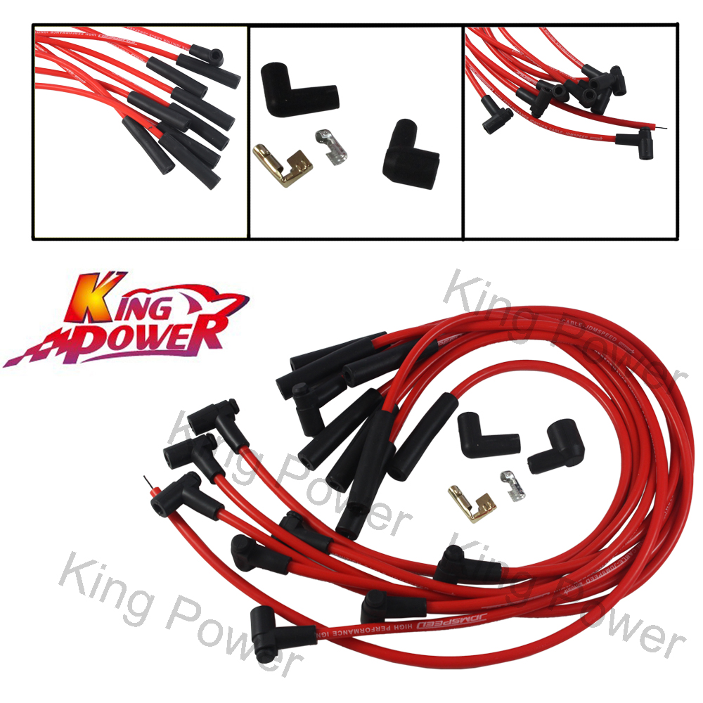 Buy Free Shipping Kp Red Spark Plug Wire For Subaru 2000 Forester Wires 8mm Hei Str Over Valve Cover Bbc