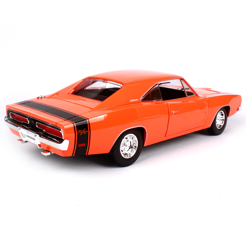 Detail Feedback Questions about Maisto 1:18 1969 dodge