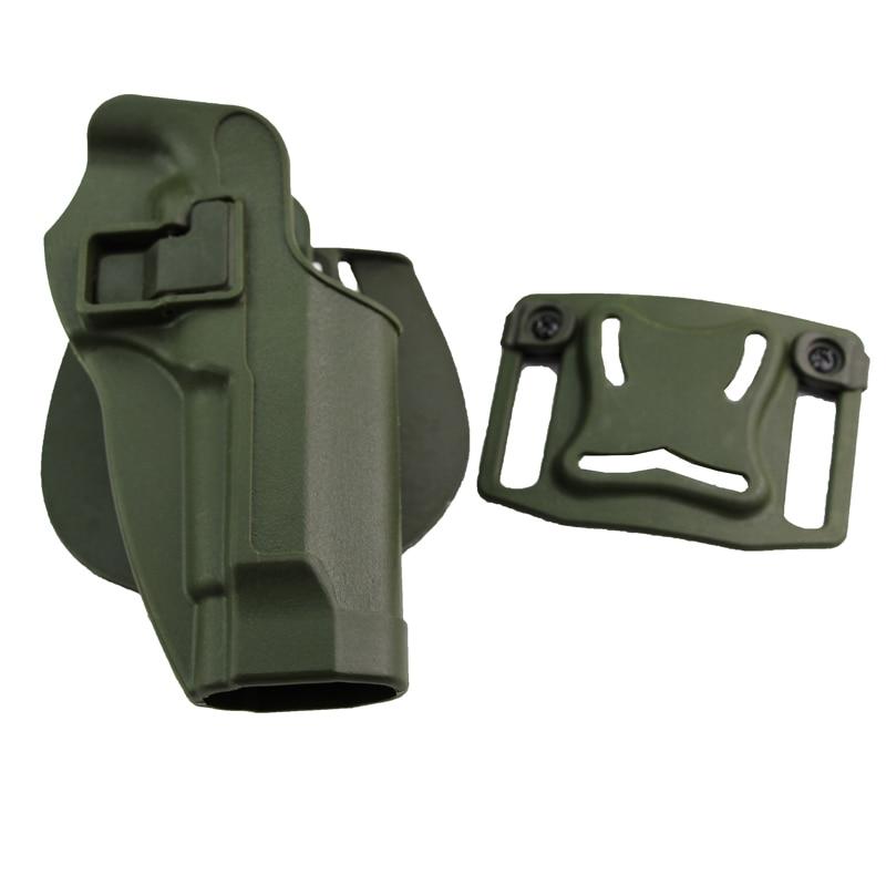 Correa al aire libre Caza Disparos Pistola Pistolera m96 Para Tactical Airsoft M