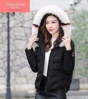 YIPINHANSHE 2017 Winter Coats And Jackets Women Winter Jackets New Winter Collection Women S Down Jacket