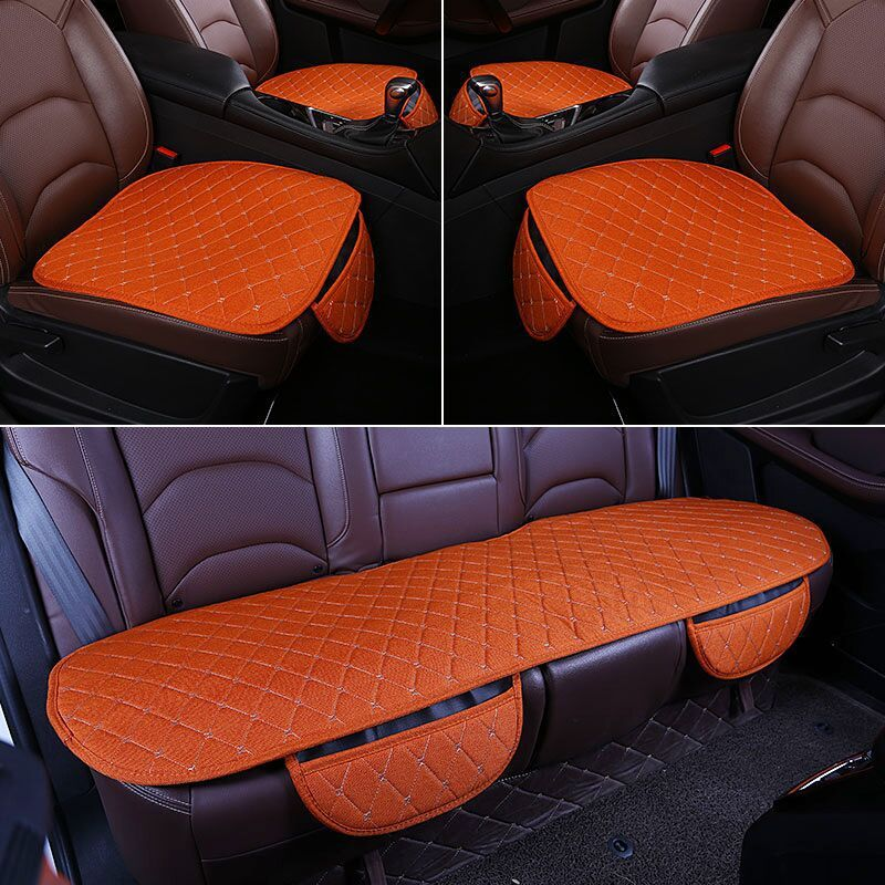 Car Seat Coves Protector Mat Auto Front Seat Cushion Single Fit Most Vehicles Back Seat Covers Non-slip Keep Warm car seat cover