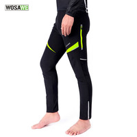 Sportful Cycling Long Pants Unisex Waterproof 100 Polyester Cycling Mountain Biking Outdoor Sports Lesuire Sportswear Trousers