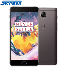 """Oneplus 3T A3010 Oneplus 3 LTE 4G Mobile Phone Snapdragon 82 1Snapdragon 820 5.5"""" Android 6.0 6G 16MP Fingerprint ID NFC"""