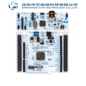 Image 1 - Orijinal NUCLEO F401RE geliştirme panoları ve kitleri ARM Nucleo kurulu STM32F4 STM32F401RE 512K NUCLEO F401RE