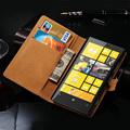 Leather Case For Nokia Lumia 920 Stand Design Wallet Style Flip PU Leather Phone Bag Back Cover Cases For Nokia Lumia 920