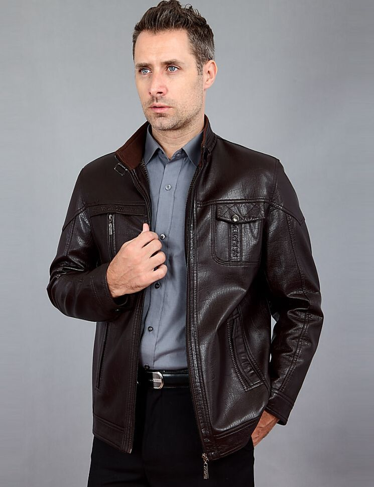 Compare Prices on Short Leather Jackets for Men- Online Shopping