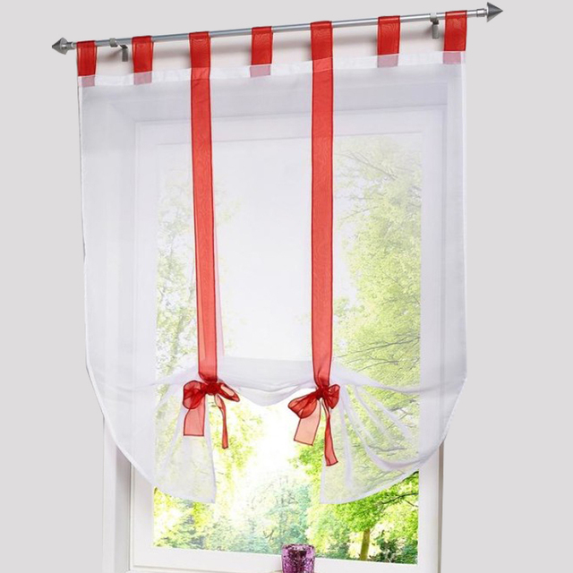 New European Home Wave Blinds Stitching Colors Curtain for living ...